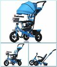 Portable Folding Bike Baby Bicycle Children Three Wheels Stroller Gifts Unisex