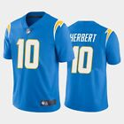 New Justin Herbert Los Angeles Chargers Draft Jersey Stitched $42.99 USD on eBay