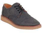 TOMS - MENS BROGUES - ASH AVIATOR TWILL (RRP £85)