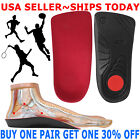 Orthotic Shoe For Insoles Inserts Flat Feet High Arch Support Plantar Fasciitis