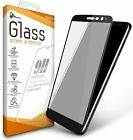 LG Reflect / K51 Screen Protector Full Coverage Edge to Edge Tempered Glass