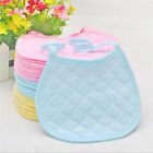 Cute Detachable Bibs Kids Boys Girls Waterproof Feeding Apron Saliva Towel Lp