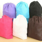 Drawstring Cosmetic Women Travel Storage Portable Clothes Handbag Shoes Bag Lp