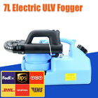 7L ULV Electric Fogger Disinfection Sprayer Mosquito Killer Office Home Portable