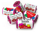 V6_Personalised Mini Love Heart Sweets for Weddings favours