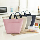 Thermal Insulated Lunch Bag Cool Bag Picnic Adult Kids Food Storage Lunch Box Lp