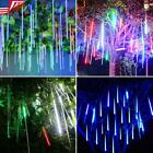 288 LED Meteor Shower Rain Lights Falling Drop Icicle Waterproof Party Wedding