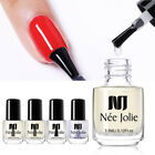 NEE JOLIE Water Based Top Base Coat Replenishing Oil Matte Nail Polish 3.5ml