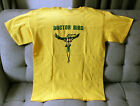 DR BIRD T-SHIRT Ska Reggae Rocksteady GREEN & YELLOW Jamaica Trojan Studio One