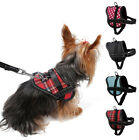 No Pull Choking Dog Harness Soft Padded Adjustable Pet Vest for Outdoor Walking