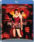 Resident Evil Blu-ray Disc, 2008 NEW Sealed, Free Shipping