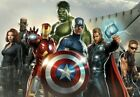 The Avengers Team Paint By Numbers Kit DIY Painting Artwork
