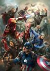The Avengers Team Iron Man Paint By Numbers Kit DIY Painting Artwork