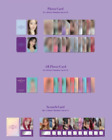 Iz*one Oneiric Diary Official photocards 3D ver izone