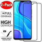 For Xiaomi Redmi 9 9A 9C 8 8A 7 7A 2X Full Cover Tempered Glass Screen Protector