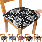 Kyпить 2/4/6pcs Stretch Printed Dining Chair Seat Cover Removable Seat Protector Home на еВаy.соm