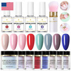 13Pcs/set BORN PRETTY Glitter Dipping Powder Acrylic Nail Art Brush Starter Kit