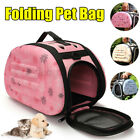 Portable Pet Dog Cat Sided Carrier Travel Tote Shoulder Bag Cage Kennel