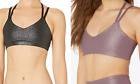 Special Offer: Beyond Yoga Brand - Twinkle Bra - Black 06/ 07 - Wild Orchid 12