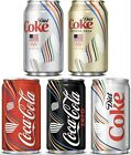 1996/2008/2016 Olympic Coca Cola Bottle , Cans Set
