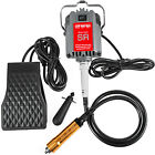 S-R Hanging Flexshaft Mill Jewelry Tools Foot Switch 4mm/6mm 110V No Leakage