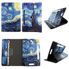TABLET CASE FOR 10 INCH ICONIA TAB FOLIO PU LEATHER COVER CARD CASH SLOTS STAND