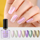 BORN PRETTY 6ml Pearl Shell Glitter Nail Polish Colorful Nail Art Varnish Decor