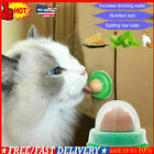 1-20 Healthy Cat Snack Catnip Sugar Candy Lick Solid Nutrition Energy Ball Toy