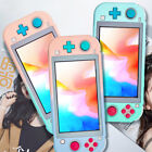 Protective Case For Nintendo Switch Lite Hard Shell Console Colorful Back Cover