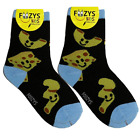Macaroni & Cheese Foozys Boys Kids Crew Socks
