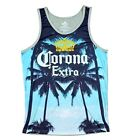 Corona Wave Crown Sunset Sun Men's Tank top T-shirt Tee Officially Licensed