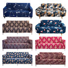 Kyпить 1/2/3/4 Seat Sofa Cover Spandex Stretch Floral Printed Couch Slipcover Protector на еВаy.соm