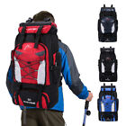 80l Outdoor Hiking Backpack Waterproof Travel Camping Daypacks Climbing Bags