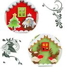 New Year Candy Pouch Christmas Bag Holiday Supplies Storage Packing Gift Bag Lp