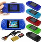 Portable PVP3000 Retro Handheld Game Console Plants Zombies Mario + Game Card