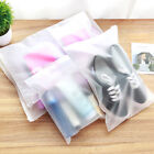 Portable Clear Travel Storage Waterproof Shoes Organizer Plastic Packing Bag Us