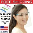 10 Face Shield Full Protection Frame Clear or Mixed Color Glasses Mask Protector