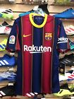 Men's Soccer Jersey FC Barcelona Home 2020/21 Stadium Quality by NIKE image