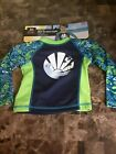 Sun Smart Beach Gear Swim Tee/Rash Guard NWT  MULTIPLE SIZES AVAILABLE