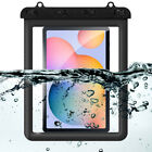IPX8 Certified Underwater Tablet Dry Bag For iPad 2 3 4 5 6 7 8 Pro 9.7 10.5 11
