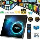 Kyпить T95 4K TV BOX Android 10 CORE 4GB+128GB  2.4/5G WIFI HDMI 3D Home Media Streamer на еВаy.соm