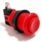 New 28MM Standard Arcade Push Button with Microswitch - Happ Style