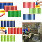 LOT 60 500PCS SOFT REFILL BULLETS DARTS BLASTERS FOR NERF N-STRIKE TOY 7.2/9.5CM