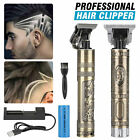 Hair Clipper Trimmer Shaving Machine Cutting Beard Barber Cordless Rechargeable