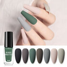 BORN PRETTY 5ML Matte Texture Natural Air Drying Colorful Morandi  Nail Polish