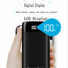 Portable External Battery Huge Capacity Power Bank 20,000 mah thin Power Bank