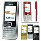 Nokia 6300 - Black/ Silver/ Gold - Unlocked - 2 Years Warranty - Fast Dispatched
