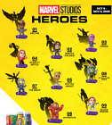 McDonald's 2020 Happy Meal Toys - Marvel Heroes