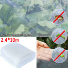 10m Net Grow Tunnel Stronger Plants Vegetable Garden Row Cover Protects Robust