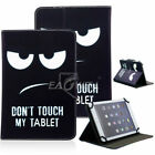 """For 8"""" 8.5""""Inch Tablet Universal Adjustable Shockproof Silicone Stand Case Cover"""